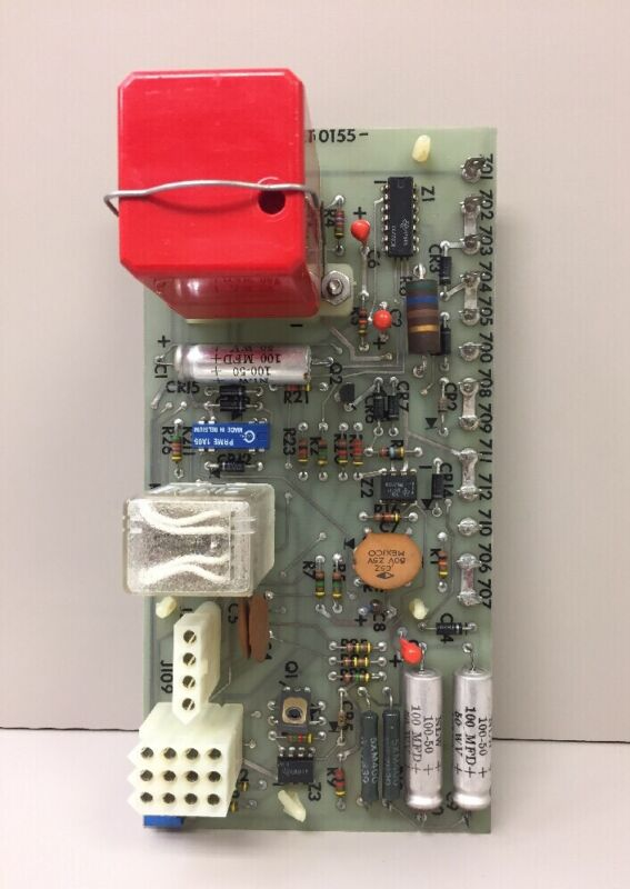 Sorvall B50158-3 Centrifuge Control Circuit Board Assy 50155
