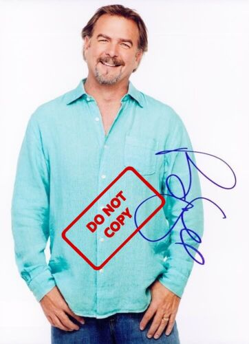 """Bill Engvall 5x7 Signed Autograph Reprint """"Mint"""" {FREE SHIPPING}"""