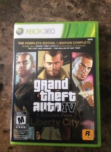 Grand Theft Auto 4: Episodes from Liberty City Xbox 360