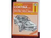 Ford Cortina Haynes Manual