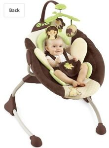 Ingenuity Baby Swing - Cozy Coo Sway Seat with Disney Lion King