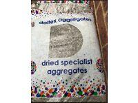 Daltex Aggregates Bag - 25kg - Dried Aggregates