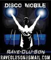 Disco mobile RAVE-OLU-SON -- Mariage - Bal - Party privé - DJ --