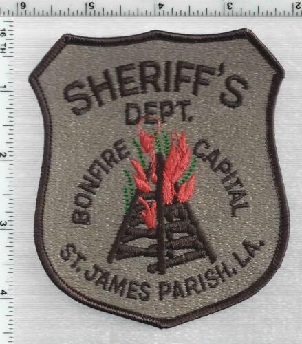 St. James Parish Sheriff