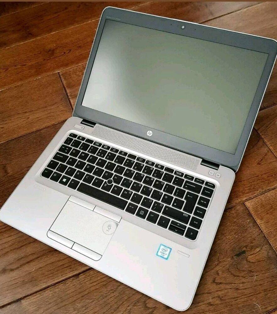 Hp Elitebook 840 G3 Notebook Pc L3c66av I7 Laptop 32gb Ssd