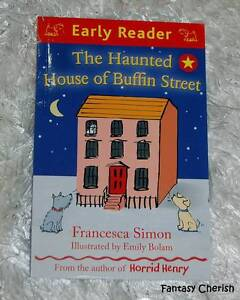 NEW Early Reader - The Haunted House of Buffin Street - F. Simon Sydney City Inner Sydney Preview