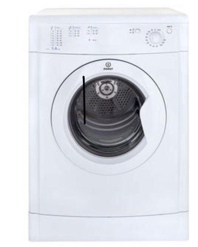 Hoover matching washing machine and dryer