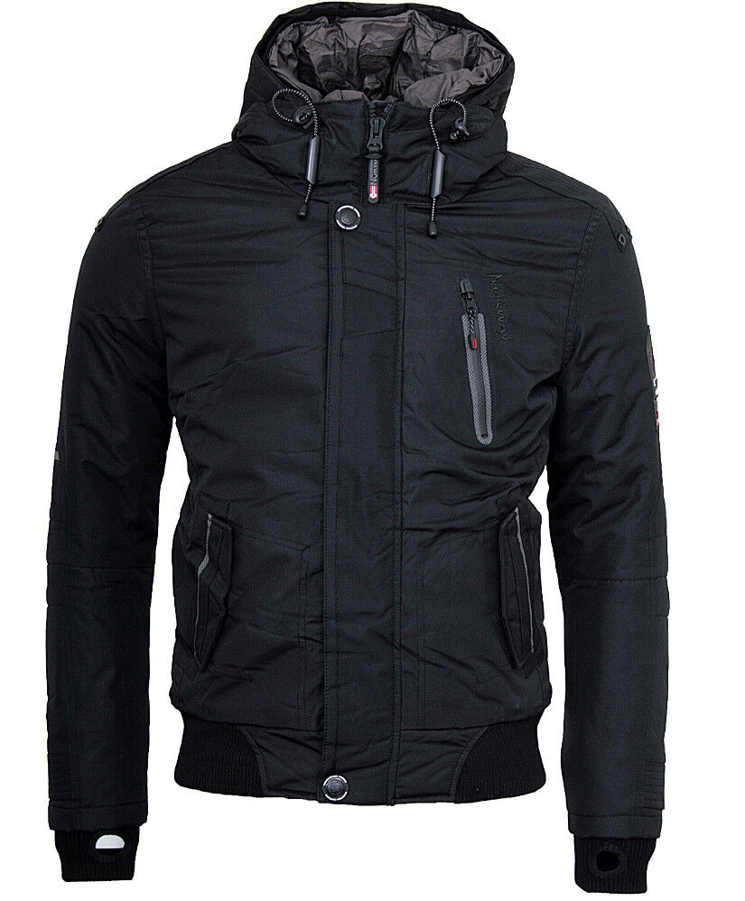 Geographical Norway Herren Winter Jacke warme bomber jacke outdoor Ballistique