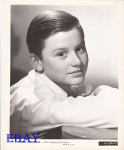 Roddy McDowall VINTAGE Photo
