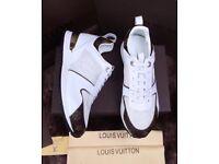 Louis Vuitton Runners (White)