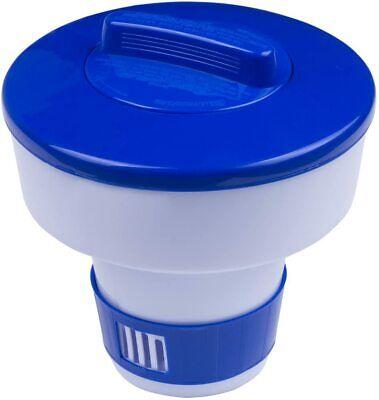 Dosificador cloro flotante para piscina cloro dispensador de pastillas de cloro.