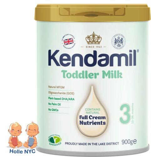 Kendamil Follow-on Milk Formula stage 3 900g Free Shipping