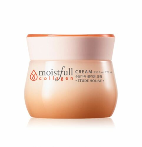 *Etude House* Moistfull Collagen Cream 75ml    -Korea cosmet