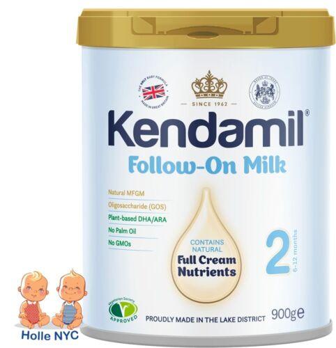 Kendamil Follow-on Milk Formula stage 2 900g Free Shipping