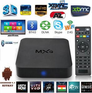 TVBOX-MXQ-S805-Android-TV-LED-LCD-Box-QUAD-CORE-INTERNET-CONNESSIONE-WIFI-1080p