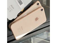 iPhone 8 64GB Unlocked Gold Excellent Condition (A)
