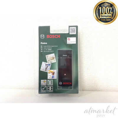New Bosch Laser Range Finder Zamo 2 Surveying Instrument Genuine From Japan