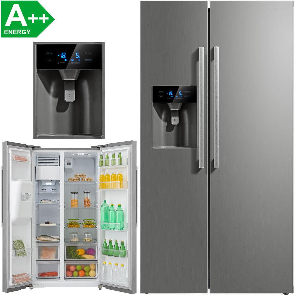 Side By Side Kühlschrank Test Vergleich Side By Side Kühlschrank