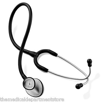 Littmann Litman 3M 2450 Lightweight 2 SE Stethoscope - BLACK