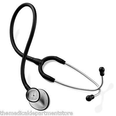 Littmann Litman 3M 2450 Lightweight 2 SE Stethoscope - BLACK