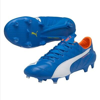 Puma evoSPEED Lth Firm Ground Football Boots