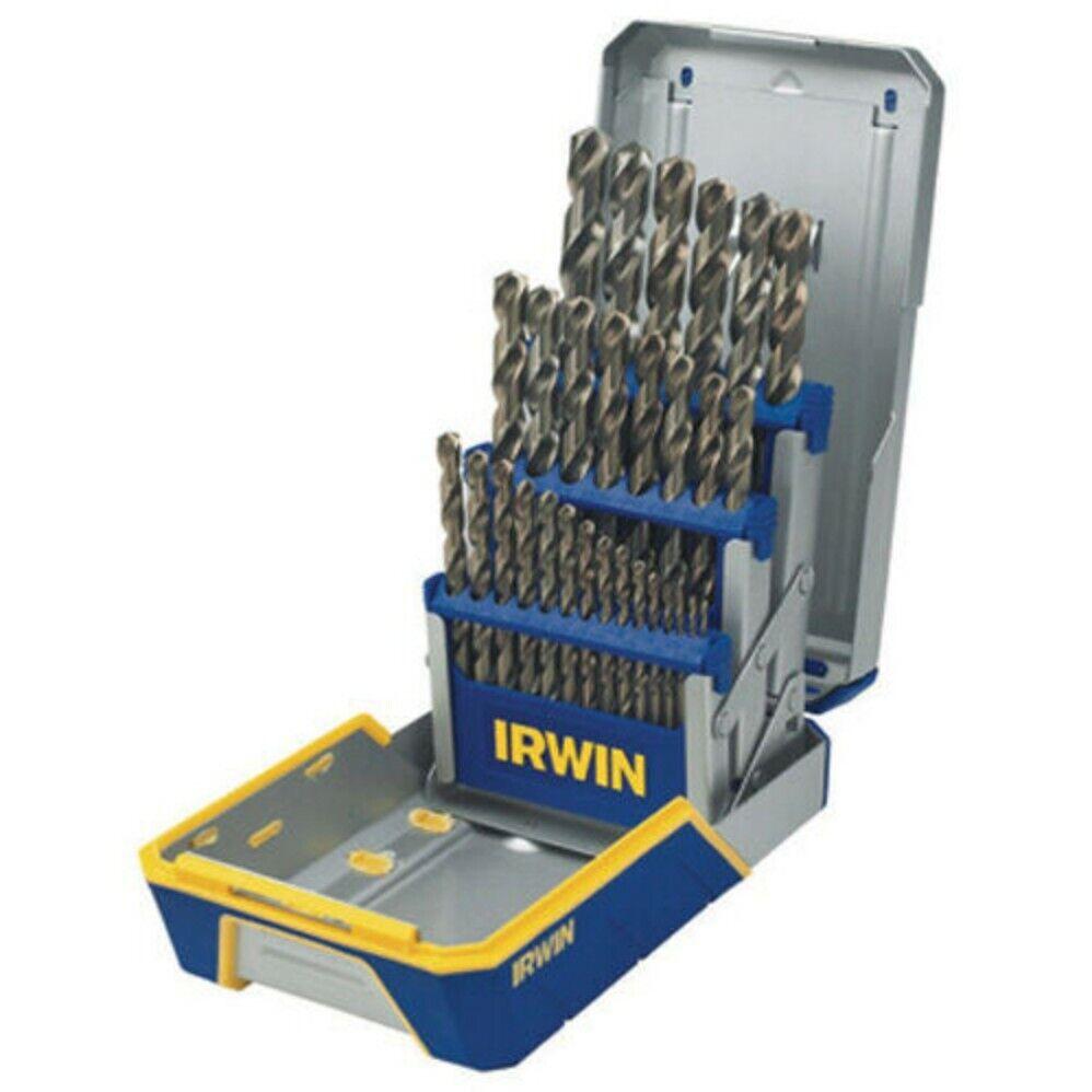 IRWIN Industrial Tool - 3018002B - 29 Piece Drill Set Hanson