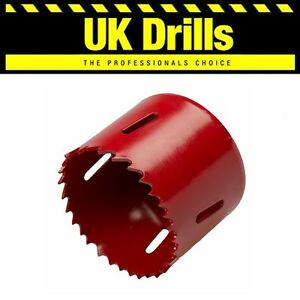 HOLE-SAW-BI-METAL-HOLESAW-ALL-SIZES-ARBOR-EXTENSION-SHANK-PILOT-DRILL