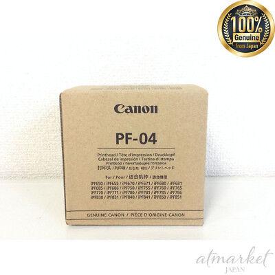 NEW Canon print head PF - 04 3630 B 001 genuine from JAPAN