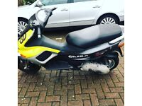 Gilera runner sp/fxr 180 registered 125