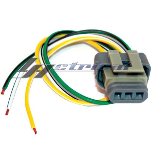 new repair plug harness 3-wire pin connector for ford f-series 3g 4g