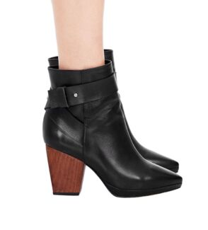 Sass and Bide Black Ankle Boots - Brand New - Size 36 Varsity Lakes Gold Coast South Preview