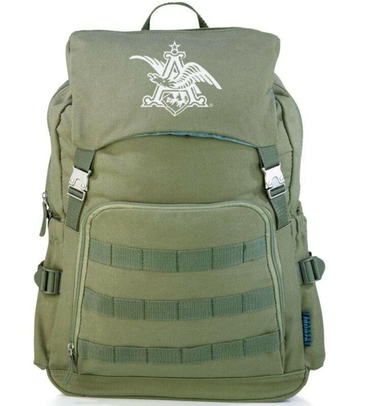 Budweiser Military Backpack