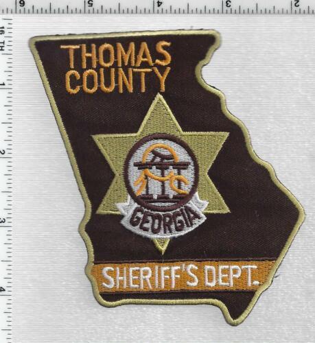 Thomas County Sheriff