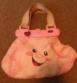 Fisher Price bag