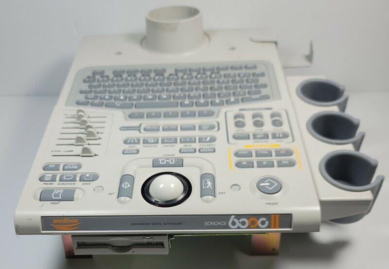 335-02-KI/M-2 Console TOP COVER MEDISON  Mobile ULTRASOUND SYSTEM BORAD #E
