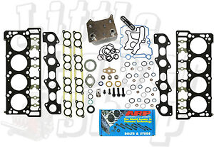 Ford-6-0-Powerstroke-Black-Diamond-20MM-Head-Gasket-Replacement-ARP-Stud-Kit