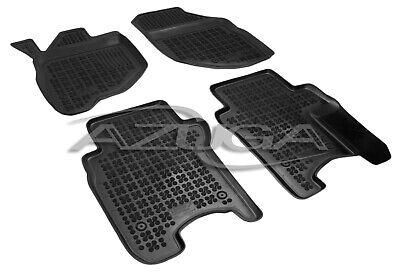 3D Gummi-Fußmatten für HONDA JAZZ 2 II 4tlg 2002-2008 Gummimatten