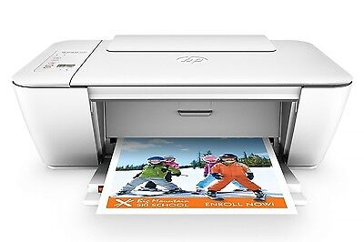 Wireless !! HP Deskjet 2548 (3720) All-In-One photo Printer-IPAD Print-Brand NEW