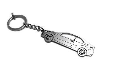 Keychain for Kia Koup Cerato I Key Ring Car Design Coche Llavero Colgante Metal