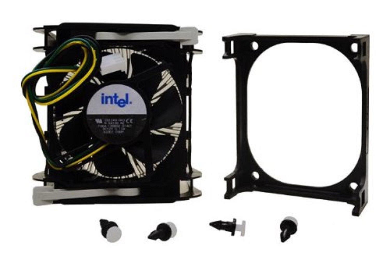 Intel Socket 478 Cooling Fan CPU Computer Cooler Exhaust Fan