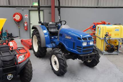 Tractor LT360 Hydro Front end loader By LS tractors Eden Hill Bassendean Area Preview