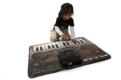 Children's MUSMAT Music Playmat Toy With Built In Speakers & Amplifier