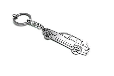 Keychain for Rolls Royce Cullinan Ring Car Design Coche Llavero Colgante Inox