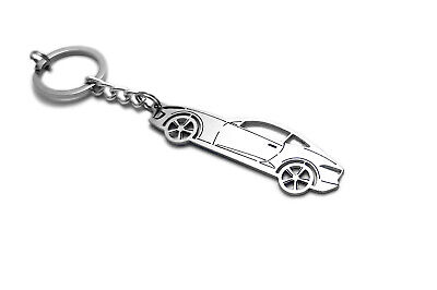 Keychain for Jaguar F-Type Key Ring Car Design Coche Llavero Colgante Metal