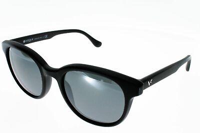 Sonnenbrille Vogue 2730S Schwarz Matt Marke Trend Hergestellt in Italy Frau Ind