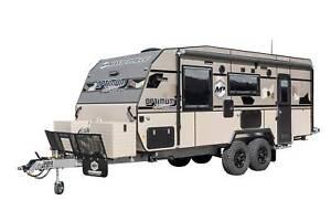 "2020 Masterpiece Optimum 20'8"" Extreme Off Road Caravan Rockingham Rockingham Area Preview"