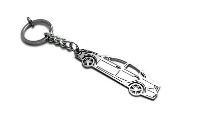 Keychain for Kia Cerato IV Key Ring Car Design Coche Llavero Colgante Metal