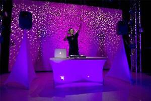 NEW x3 DJ SCRIMS x1 DJ Table n x2 Speaker Stands Covers Liverpool Liverpool Area Preview