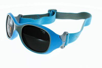 Sonnenbrille Cebe Chouka Blau, ohne Bügel Gemischt Baby 6-18 Monat Kartei