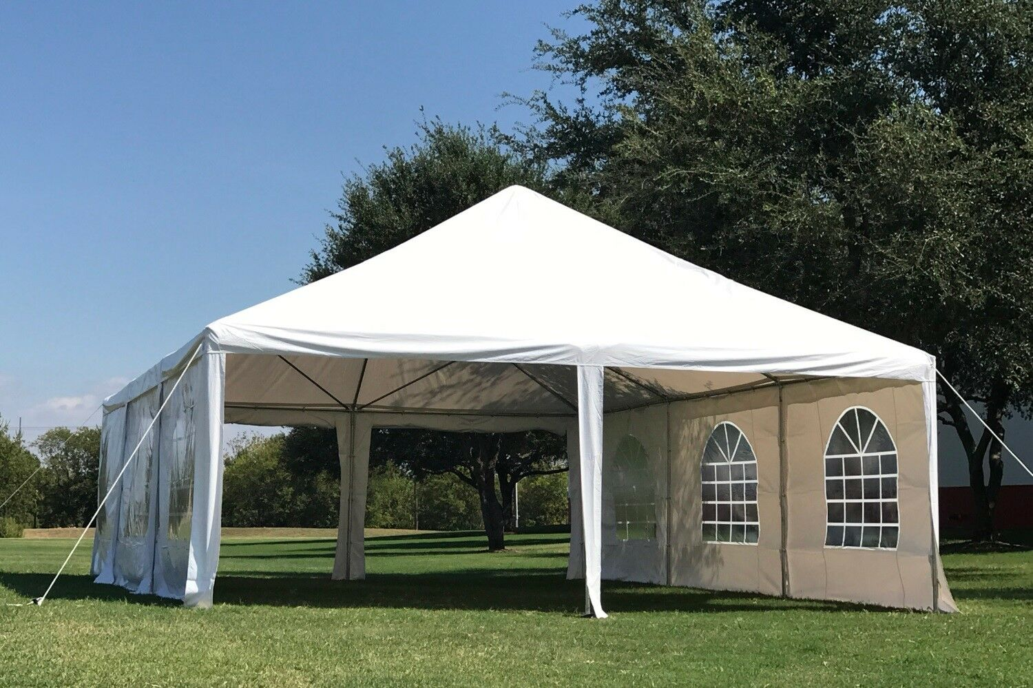 PVC Frame Tent Canopy - 3 Options - 30u0027 series Tent Short Bag and Long Bag & PVC Frame Tent Canopy - 3 Options - 30u0027 series Tent Short Bag ...